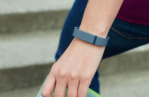 Quantified Self - FitBit Flex